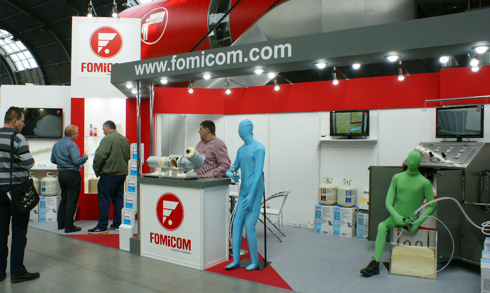 FOMICOM 4INSULATION